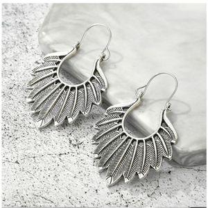 3/$20 New Vintage Style Boho Silver Earrings